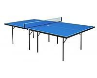 Стол для настольного тенниса GSI Sport Hobby Premium (синий)