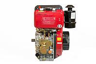 Двигун дизельний Weima WM178FЕ (вал під шпонку) 6.0 л. с., ел. старт, фото 2