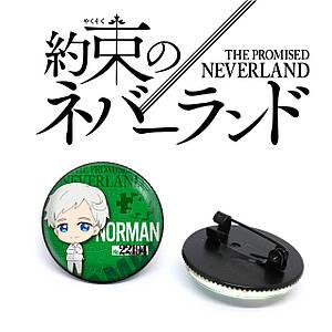 """Значок Неверленд """"Norman"""" / Neverland"""