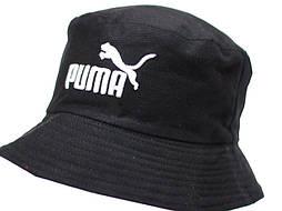 Двухсторонняя летняя панама Puma (Черно/белая)