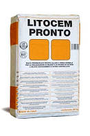 LITOCEM PRONTO (Litokol)- готовый к применению состав для выполнения быстросохнущих внутренних и наружных стяж