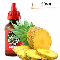 Жидкость PUFF 50 мл с ароматом Ананаcовое яблоко/Pineapple Apple