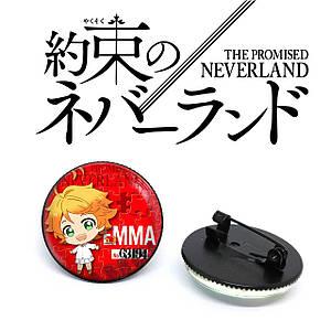 """Значок Неверленд """"Emma"""" / Neverland"""