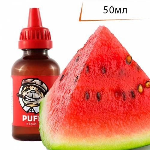 Жидкость PUFF 50 мл с ароматом Арбуз/Watermelon