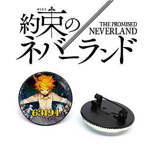 """Значок Неверленд """"63194"""" / Neverland"""