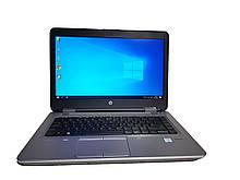 """Ноутбук HP ProBook 640 G3, 14"""", i5-7300, 8Gb DDR4, SSD 150Gb"""