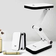 Настільна акумуляторна світлодіодна LED лампа трансформер iPLED 5S настільний бездротовий лід світильник