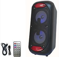 Акустическая портативная аккумуляторная колонка AlLiang KOVAL A52 (USB/FM/BT) беспроводная Bluetooth