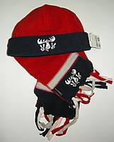 Шапочка и шарфик флис Rucanor Yomoose 14666-02 Руканор