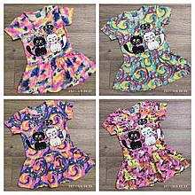 Детское платье для девочки лето р. 2-6 лет