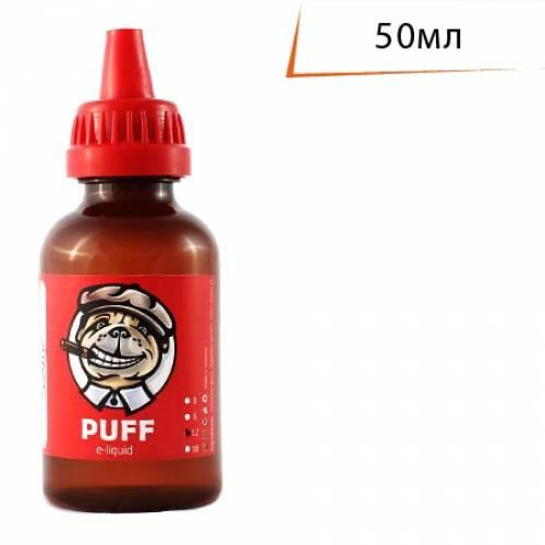 Жидкость PUFF 50 мл с ароматом Без Вкуса/Clear Flavor