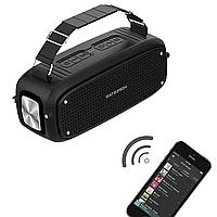 Портативная колонка Hopestar A21, акустическая стерео колонка Bluetooth c пыле-влагозащитой, беспроводная