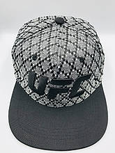 Чоловіча кепка UFC сіро-чорна