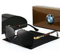 Чоловічі сонцезахисні окуляри BMW, фото 1