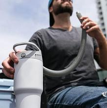 Персональна система охолодження і нагріву 2 в 1 Портативний міні-кондиціонер з повітряною трубкою