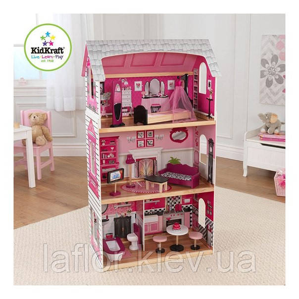 Домик для кукол Kidkraft Pink and Pretty