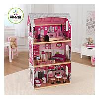Домик для куклы ТМ Kidkraft 65865 Pink and Pretty
