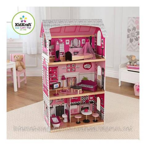 Домик для кукол Kidkraft Pink and Pretty, фото 2