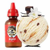 Рідина PUFF 50 мл з ароматом Ванільний Крем/Vanilla Cream