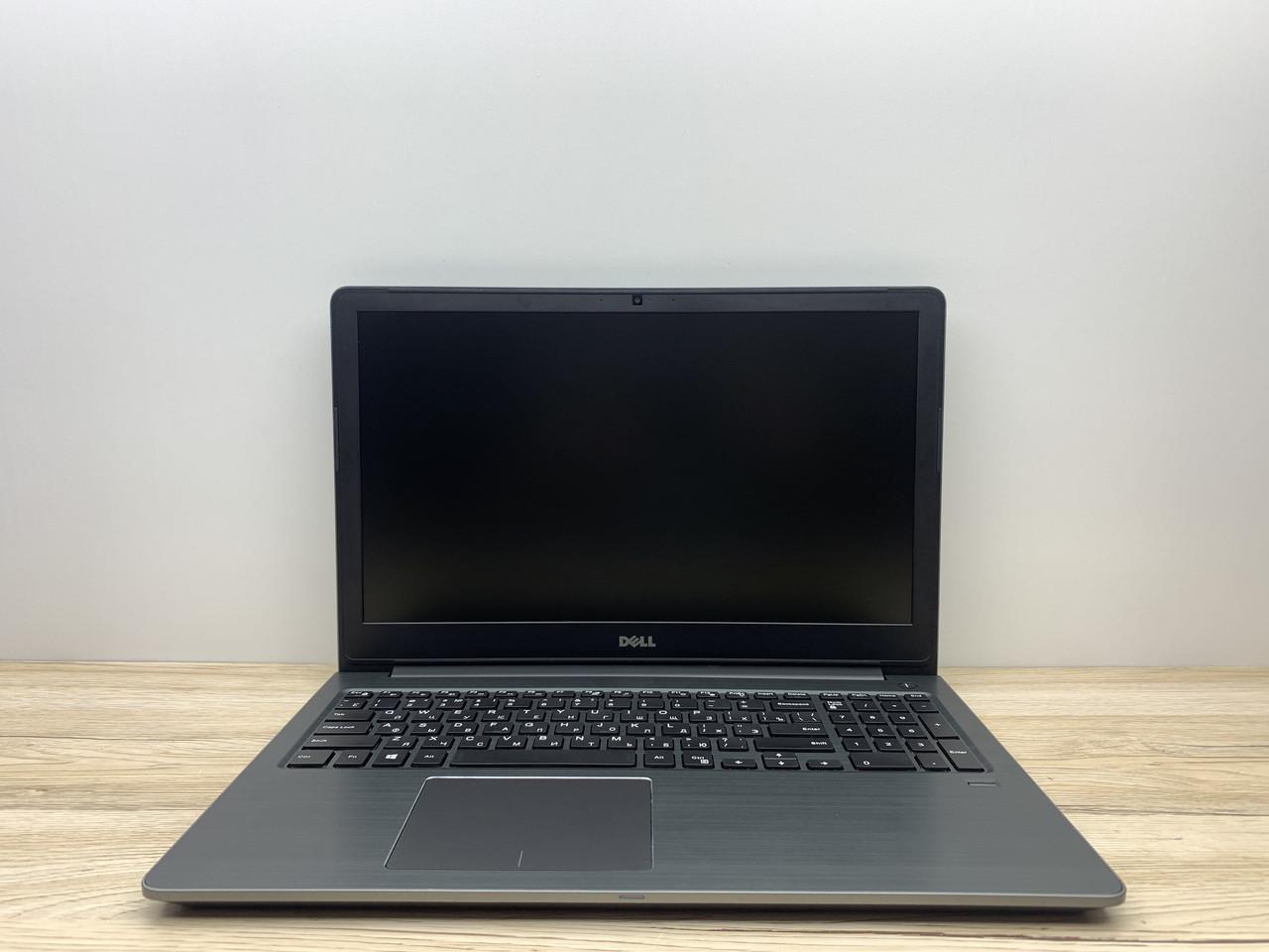 Ноутбук Б/У Dell Vostro 15 556815.6 FHD/ i5-7200U 2(4)x max 3.1GHz/ RAM 8Gb/ SSD 240Gb/ АКБ 38Wh/ Сост. 8