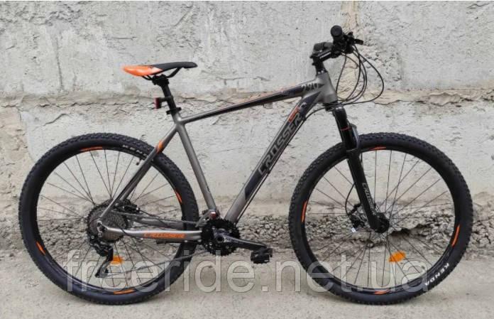 Найнер велосипед Crosser Solo 29 (19/21) 3*10S гидравлика Deore