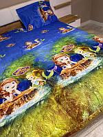 Детское покрывало-одеяло|Покрывало 160х210 см|Дитяча ковдра з наволочкою