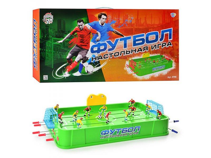 Настольная игра Футбол Limo toy 0705 на штангах