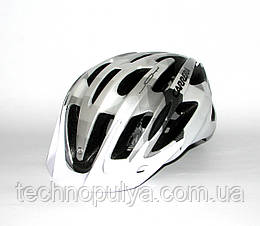 Велошлем CARRERA SF9 JOY White-Gr s.54-57