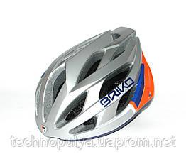Велошлем Briko Fuoco Grey-Or M