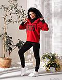 Костюм спортивный женский турецкая двунить   р 42-44, 46-48, 50-52, фото 9