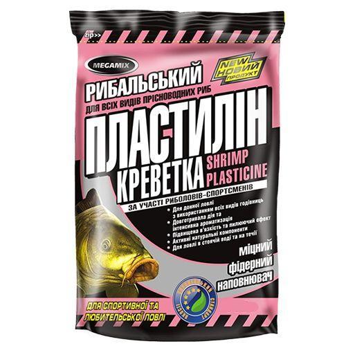 "Пластилін MEGAMIX ""Креветка"" 0,5 кг"