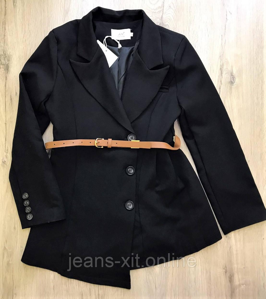 Жакет женский L(р) черный 8015 КНР Весна-D