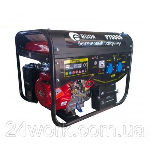 Генератор бензиновый Edon PT 6000 (6 кВт)