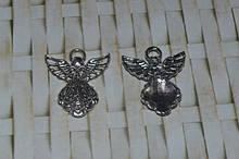 Декор. элементы из метала, подвески и кулоны для изготовления бижутерии