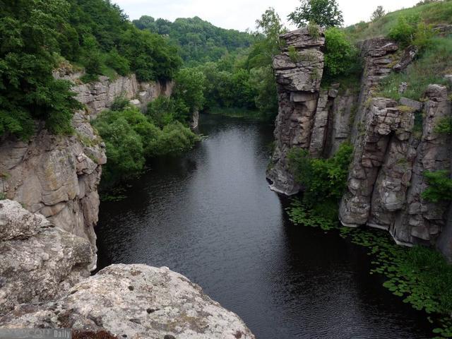 Тур в Актовский каньон из Одессы