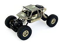 Машинка на радіоуправлінні 1:18 HB Toys Краулер 4WD на акумуляторі (зелений)