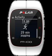Трекер активности с GPS Polar M400 HR white