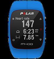Трекер активности с GPS Polar M400 HR blue