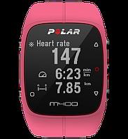Трекер активности с GPS Polar M400 HR pink