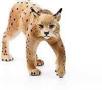 Schleich 14822 Рысь Lynx Figurine