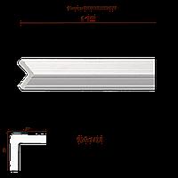 Угол с орнаментом декоративный