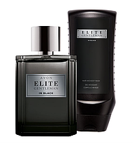 Elite Gentleman In Black Avon Набор для него