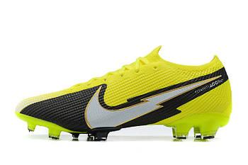 Бутсы Nike Mercurial Vapor XIII Elite FG lightgreen/black