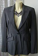 Пиджак женский деловой красивый стильный бренд Karen Millen р.48 4663а