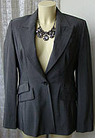Пиджак женский деловой красивый стильный бренд Karen Millen р.48 4663а, фото 1