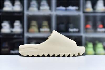 Мужские шлёпки Adidas Yeezy Slide Bone FW6345 Тапочки Изи Слайд Боне Размер