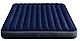 Intex Надувной матрас велюровый 64755 183 x 203 x 25 см., двухместный, в коробке, фото 5