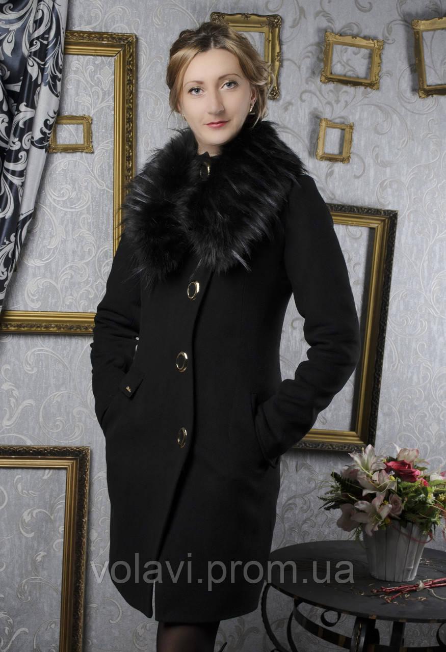 ee54d1e5df2b4 Женское зимнее пальто VOL ANGE