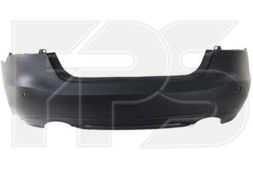 Бампер задній Nissan Maxima A36 15-18 з отв. під п/тронік (Тайвань)