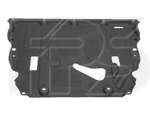 Захист двигуна Ford Edge 15-18 (Тайвань) пластик